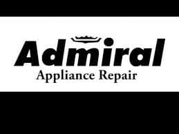 admiral appliance repairs