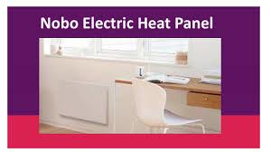Nobo panel heating repairs